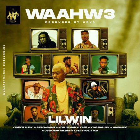 Waahw3 Mp3 Download By Lil Win