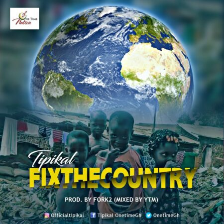 Tipikal - Fix The Country