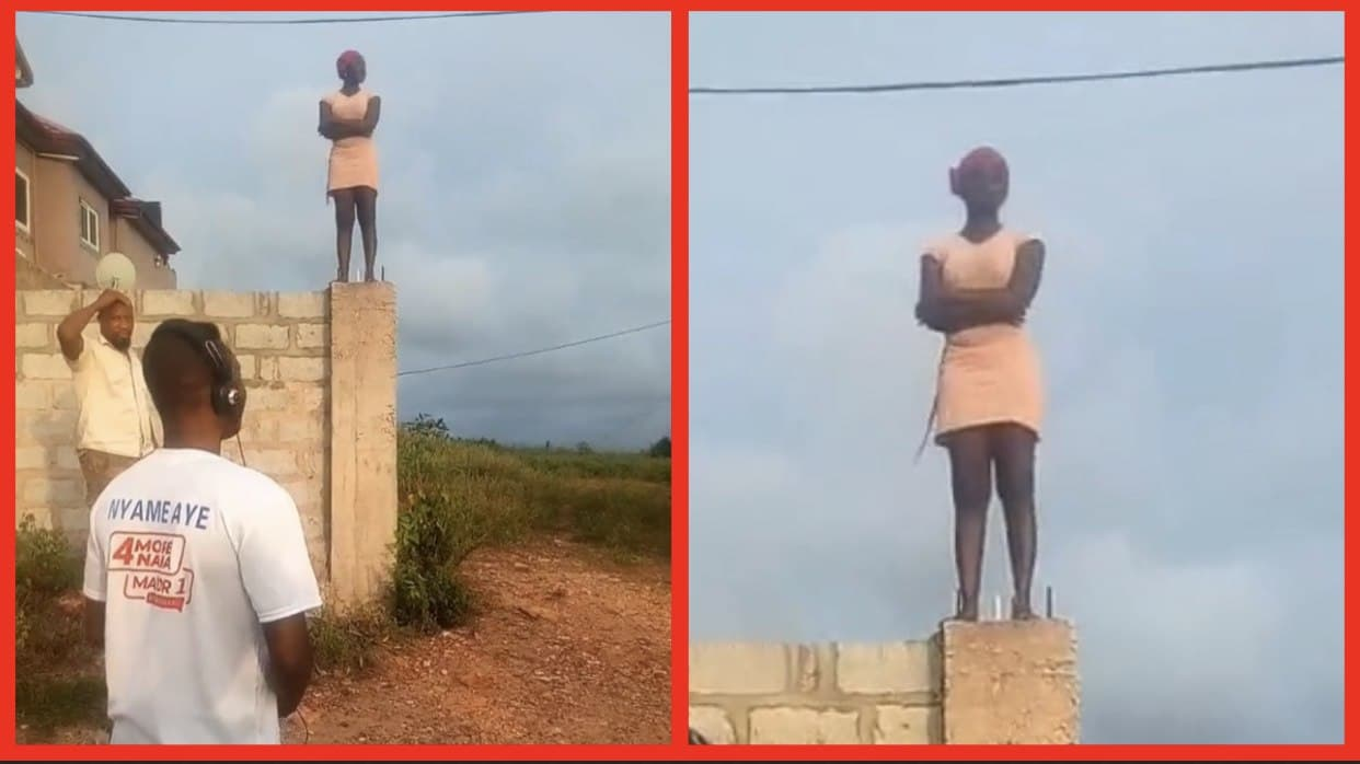 Lady Tries To K!ll Herself After The Guy She Trusted Broke Her Heart (Watch video)