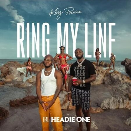 King Promise - Ring My Line Ft. Headie One (Prod. By Jae5)