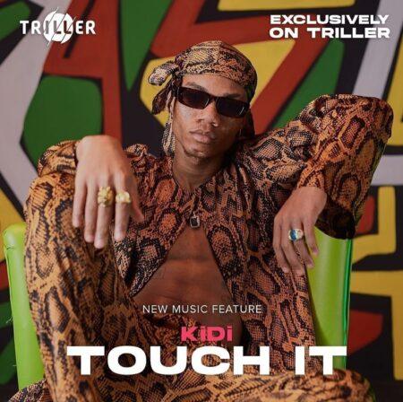 KiDi - Touch It