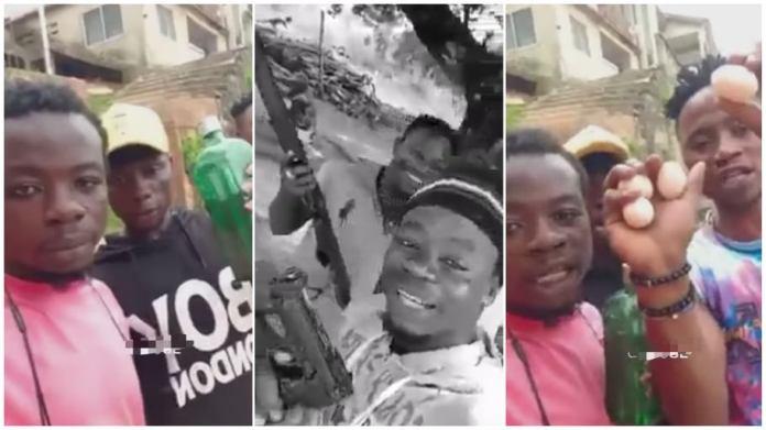 'We're not armed robbers- Gun-wielding men break silence on viral video [Watch]