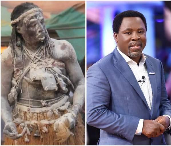 I killed TB Joshua in a spiritual battle – Kwaku Bonsam claims [watch]